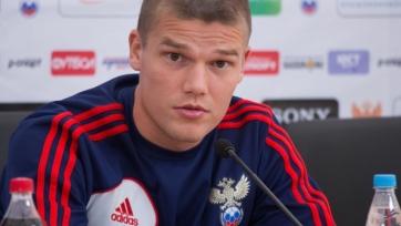 Игорь Денисов заболел, у игрока высокая температура