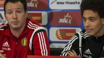 Сборная Бельгии сыграет против португальцев в специальных футболках