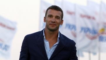Андрей Шевченко поставил украинской сборной «четвёрку»