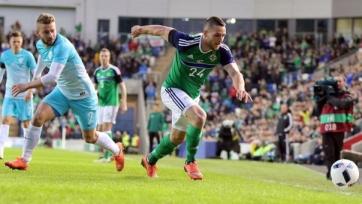 Сборная Северной Ирландии установила собственный рекорд