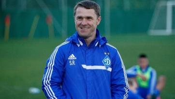Сергей Ребров: «Думаю, было бы нечестно снова удерживать Ярмоленко»