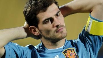 Икер Касильяс: «Жаль, что «Реал» расстался с Бенитесом»