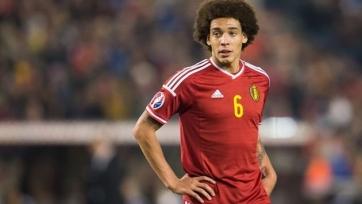 Аксель Витсель: «Мы должны выиграть ради всей Бельгии»