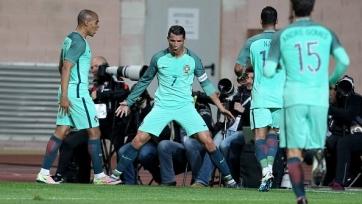 Португалия оставила не у дел Бельгию