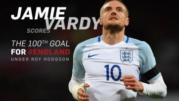 Варди: «Забить гол за английскую сборную на «Уэмбли» - это великолепно»