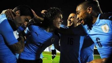 Сборная Уругвая с минимальным счётом переиграла Перу