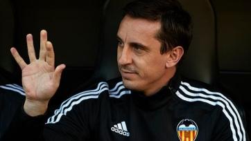 Официально: Гари Невилл уволен из «Валенсии»