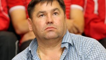 Виктор Панченко: «Не считаю «Ростов» конкурентом»