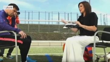 Лионель Месси попал в неловкую ситуацию во время ТВ-шоу на египетском телеканале