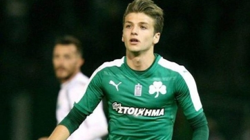 «Интер» подпишет форварда молодёжной сборной Греции