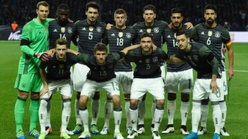 Стал известен размер премиальных, которые получат игроки сборной Германии за победу на ЧЕ