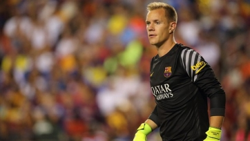 «Барселона» не собирается продавать тер Штегена