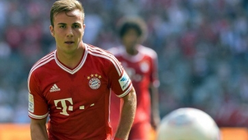 «Бавария» готова продать Гётце за 30 миллионов евро