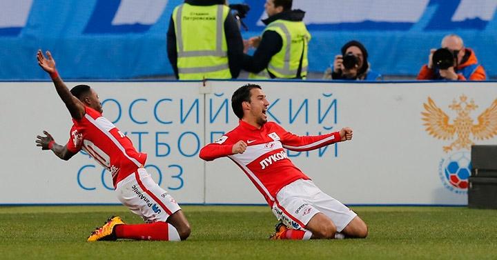 Москва, по ком звонят твои колокола. Как «Зенит» унижал «Спартак»
