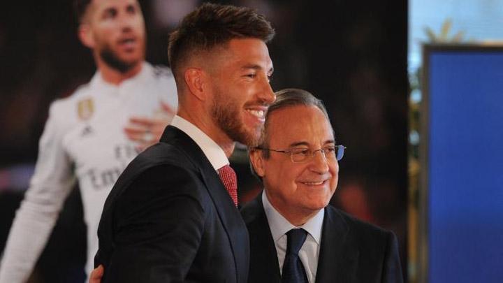 Серхио Рамос: «Всегда радуюсь неудачам «Барселоны». Всё, что плохо для них – хорошо для нас»