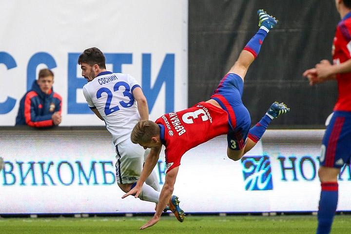 О пользе хорошо забытого старого. 5 выводов по матчу ЦСКА – «Динамо»