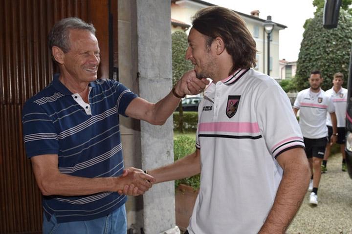 «Если ты попробуешь купить Баррето, я тебя убью». История Маурицио Дзампарини