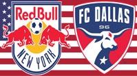 Нью-Йорк Ред Буллс - Даллас Обзор Матча (30.04.2016)