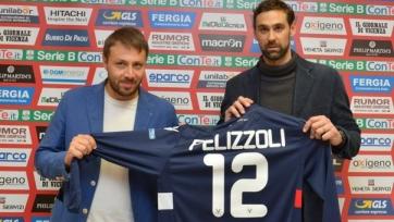 Официально: Пелиццоли стал игроком «Виченцы»