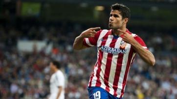 Диего Коста принял решение вернуться в мадридский «Атлетико»