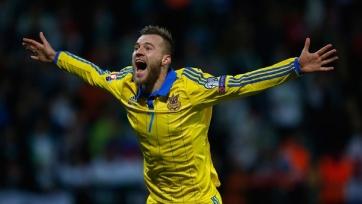 Ярмоленко: «Меня не устраивает уровень чемпионата Украины»