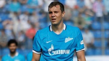 Дзюба о ЦСКА: «Если команда идёт на первом месте, значит, она это заслуживает»