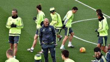 «Реал» обнародовал заявку на матч с «Барсой»