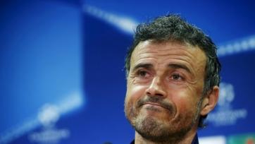 Энрике: «Мы намерены установить контроль над мячом, чтобы «Реал» не смог показать свою игру»