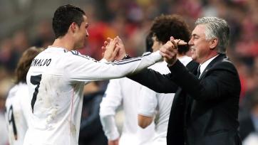 Анчелотти: «Уверен, Роналду желает завоевать ещё один «Золотой мяч»