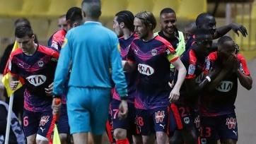 «Монако» проиграл дома после триумфа в Париже
