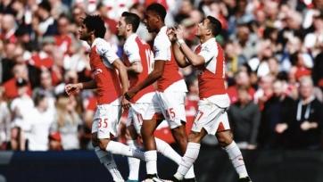 «Арсенал» крупно обыграл «Уотфорд»