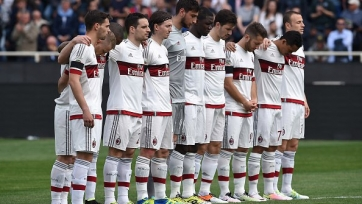 «Милан» не смог выиграть в четвёртом матче кряду