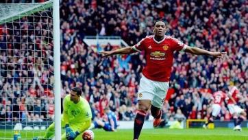 «Манчестер Юнайтед» вновь сильнее «Эвертона»