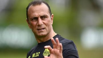 «Нант» может остаться без главного тренера