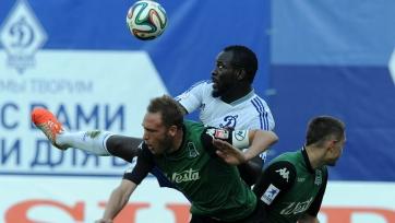 «Динамо» - «Краснодар». Стали известны стартовые составы команд