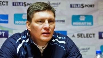 Андрей Гордеев: «Игроки не реализовали то, что мы задумали»