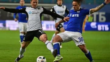 «Краснодар» унизил в Москве «Динамо»
