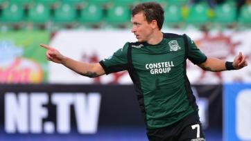 Павел Мамаев: «Ключевым моментом матча стал гол Смолова»