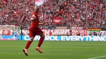 Рибери: «Бавария» может выиграть три титула в нынешнем сезоне»