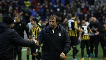 Официально: Бородюк больше не является тренером «Кайрата»