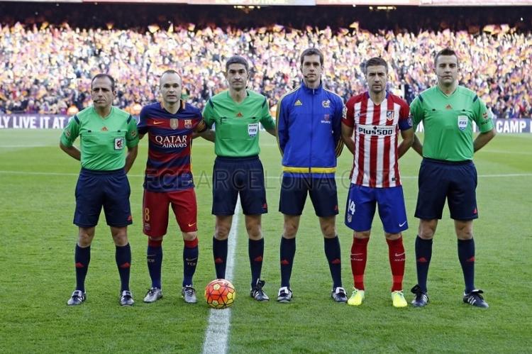 Анонс. «Барселона» - «Атлетико». Соперники те же, мотивация другая
