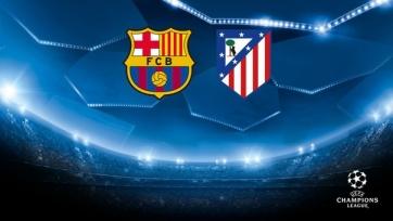 «Барселона» - «Атлетико». Стали известны стартовые составы команд