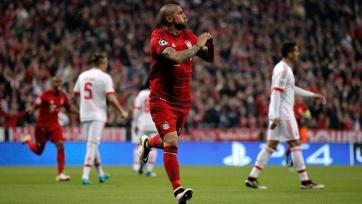 Видаль оформил самый быстрый гол «Баварии» в текущем сезоне