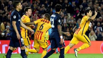 «Барселона» добыла волевую победу в первой схватке с «Атлетико»