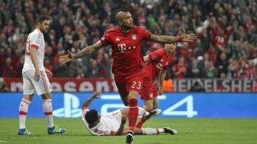 «Бавария» минимально одолела «Бенфику»