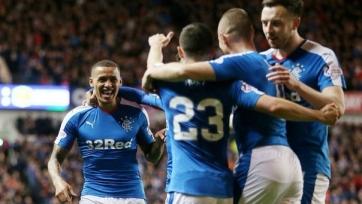 «Рейнджерс» вернулся в элиту шотландского футбола