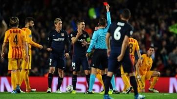 Луис Энрике: «Красная карточка Торреса – заслуженная»