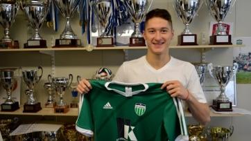 Миранчук забил гол и получил красную карточку в игре с «Флорой»