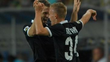 «Заря» - второй полуфиналист Кубка Украины