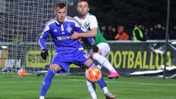 «Александрия» сенсационно пробилась в полуфинал Кубка Украины